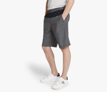 Shorts aus Wolle