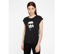 K/Ikonik T-Shirt mit Sonnenbrille