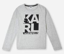T-SHIRT MIT KARL-LOGO