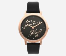 Armbanduhr Love From Paris