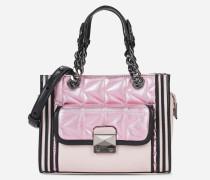 K/Kuilted Mini-Tote Bag Rosa
