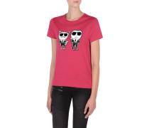 T-Shirt Tuxedo Karl & Choupette