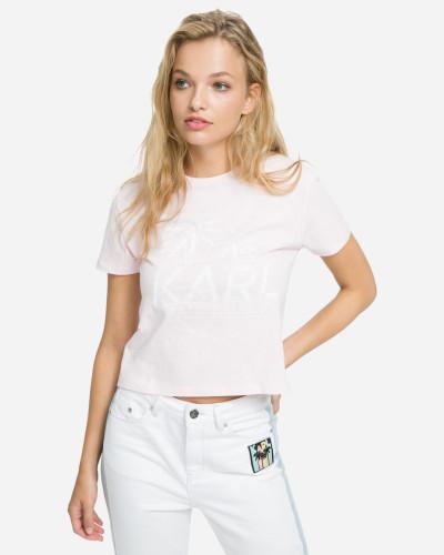 K/Karlifornia Kurzes T-Shirt