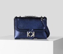 MISS K SCHULTERTASCHE IN METALLIC