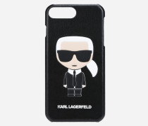 Karl Ikonik geprägtes iPhone 7 Plus Case