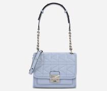K/Kuilted Mini-Handtasche