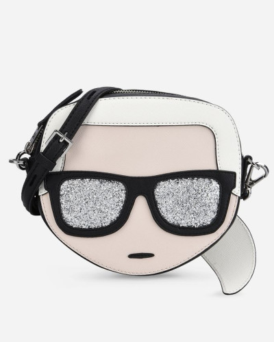 K/Ikonik Face Crossbody Bag