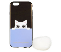 Peek-a-Boo Choupette iPhone 6 Case