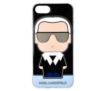 iPhone 7 Cover mit Karl-Karikatur