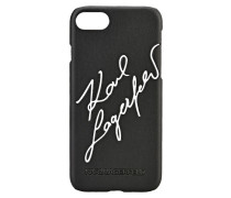 iPhone 7 Case mit geprägter Unterschrift