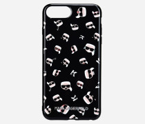 Ikonik iPhone 7 Plus Case mit durchgehendem Print