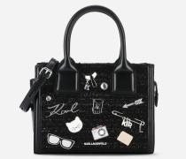 K/Klassik Mini Tote Bag Pins