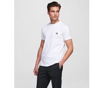 K/ikonik T-shirt mit Patch