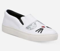 Kupsole Choupette Toe Slip On-Sneaker