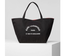 Rue St-guillaume Tote Bag