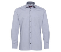 LANGARM HEMD MODERN FIT CHAMBRAY
