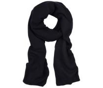 Eleganter Damenschal (Wolle/kaschmir) Schwarz