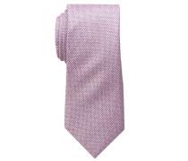 Krawatte rot kariert