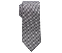 Krawatte Schwarz Strukturiert