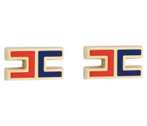 Ohrringe mit Logo