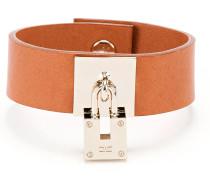 Armband mit Vorhängeschloss-Anhänger