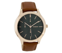 Timepieces Kognak/Grün Uhr C8371 ( mm)