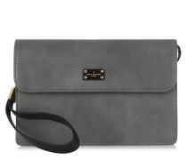 Veronica Grey Clutch PBN126033