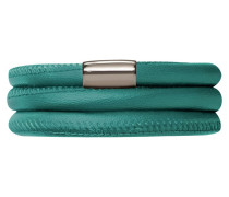 Green Bayou Leather Armband 12118-60