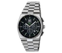 Manta Sport Gent Chronograph Bracelet Black Dial Uhr TW1542