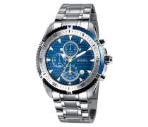 Ground Edge Chronograph Blue Uhr TW1429