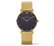 Sailor Line Gold/Blue Lagoon Metal Uhr PH-SA-G-ST-B-4S