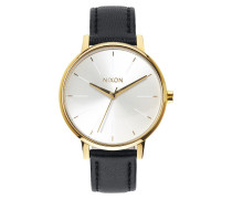The Kensington Gold White Black Uhr A1081964
