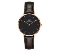 Petite Melrose York Uhr DW00100170 ( mm)