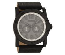 Timepieces Schwarz/Grau Uhr C8309 ( mm)