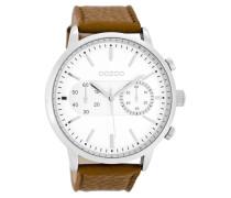 Timepieces Kognak/Silber Uhr C8265 ( mm)