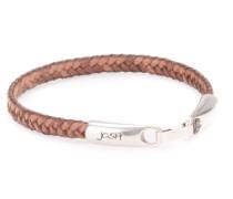 Brown Armband 18355-BRA-Brown-S (18.00 cm)