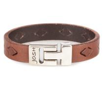 Herren Armband Brown 24560-BRA-BROWN-L (22.30 cm)