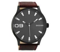 Timepieces Braun/Schwarz Uhr C8532