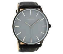 Timepieces Schwarz/Grau Uhr C8234 ( mm)