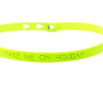 Vitamin Sea Take Me On Holiday Armband SC-13