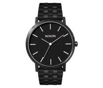 Porter All Black/White Uhr A1057-756