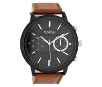 Timepieces Kognak/Schwarz Uhr C8266 ( mm)