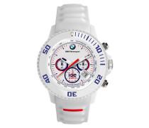 BMW Motorsport White Big Chrono Uhr BM.CH.WE.B.S.13