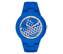Aberdeen Blue Polka Uhr ADH3049