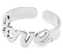 Vitamin Sea Love Script Ring BA-22.S