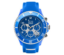 Ice-Sporty Chrono Blue/White Uhr SR.CH.BWE.BB.S.15