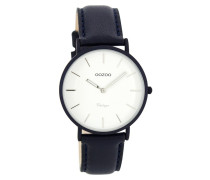 Vintage Uhr Blau/Weiß C7750 ( mm)