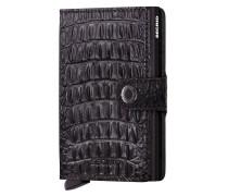 Miniwallet Nile Black Portemonnaie S-MN-Black