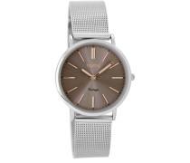 Vintage Silber Uhr C8826