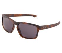 Sliver Sonnenbrille Matte Brown Tortoise OO9262 926203